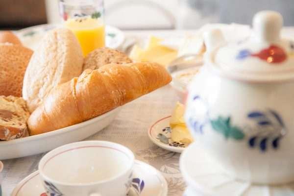 Inclusief ontbijt | Bed and Breakfast In ons Straatje, Kruisstraat Rosmalen - Noord-Brabant