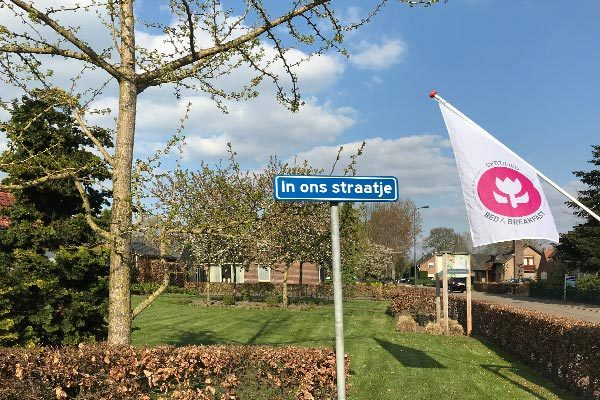Genomineerd beste b&b 2019 | Bed and Breakfast In ons straatje Rosmalen