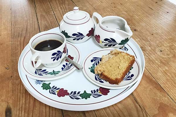 Gratis koffie | Bed and Breakfast In ons straatje Rosmalen